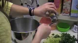 Download Video Beginning Cooks Garlic Mashed Potatoes with Homemade Herb Butter MP3 3GP MP4