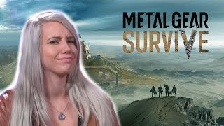 Metal Gear Survive vs. Games Journalist (IGN's Preview)