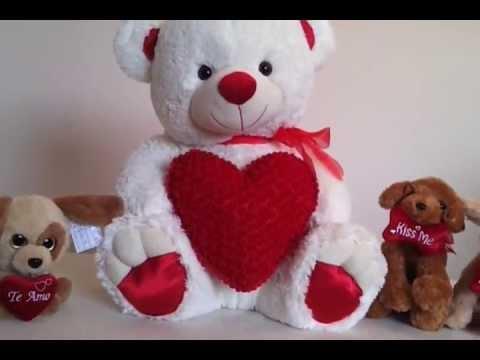22 inch lovely Valentine Plush Bear