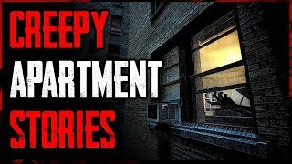 10 TRUE Scary Apartment Stories | #TrueScaryStories