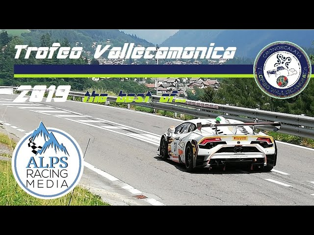 Trofeo Vallecamonica 2019 | the best of... - hillclimb cronoscalata Bergrennen course de cote [HD]