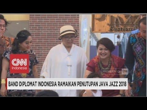 The Diplomat: Musisinya Para Diplomat Indonesia Meriahkan Java Jazz