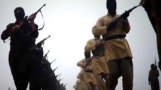 الدعاية الإعلامية لداعش