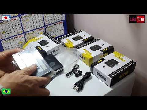 Conversor de Fita Cassete para MP3