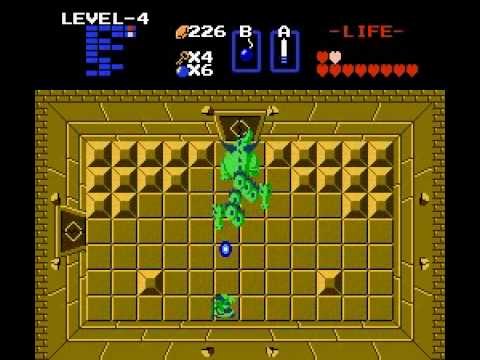 Gleeok: Level 4 (The Legend of Zelda)