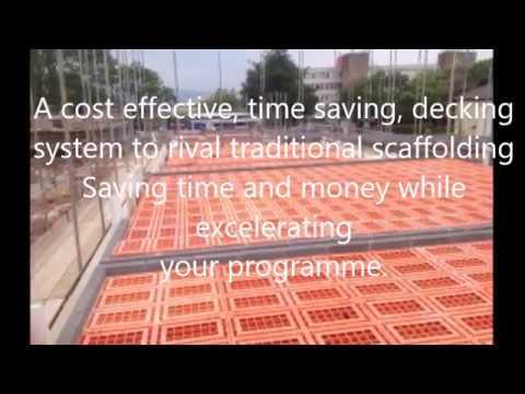 Safe Deck System Benefits