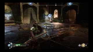 Give me God of War Difficulty Midgard