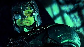 Black & Blue, God vs Man [Part 2] | Batman v Superman (4k, HDR)