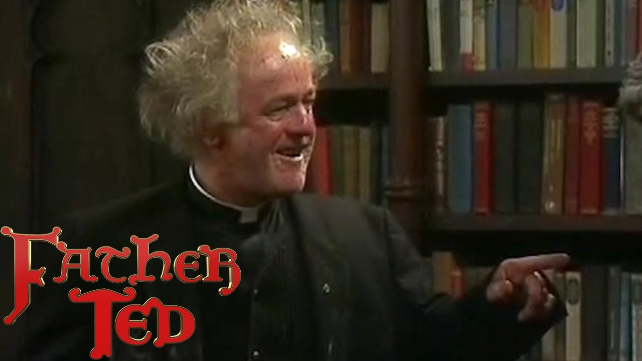 Father Jack Sobers Up - Father Ted