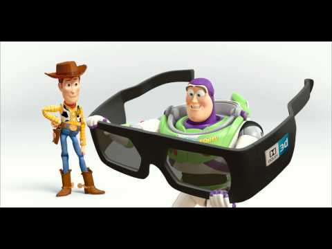 Toy Story 3D Ad: The 3rd Dimension