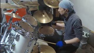 Iron Maiden - Gangland - Drum Cover