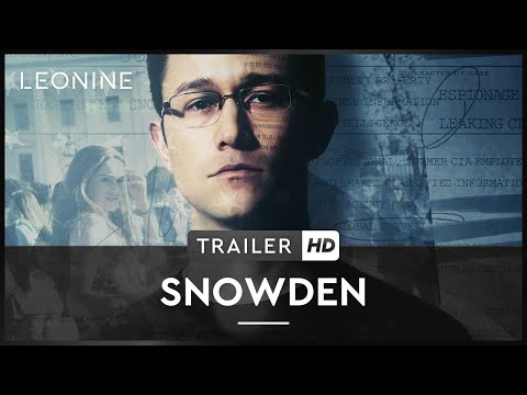 Snowden - Trailer (deutsch/german)
