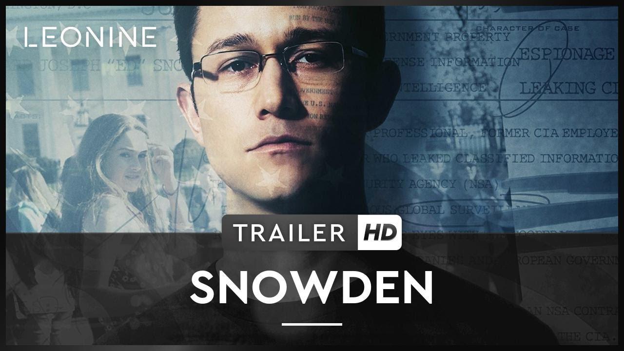 Snowden Film Deutsch