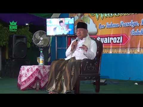 Ceramah Lucu KH IMAM SYAIROZI 29 Okt 2017 Perum Pejaya Anugrah