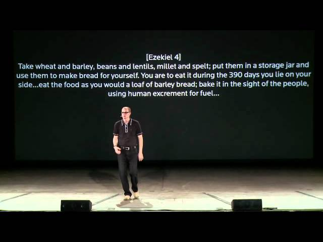 Rob Bell - The Original Guerilla Theatre - Poets/Prophets/Preachers #1