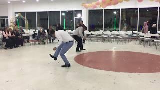 İslamoğlu, KörBayram Zeybeği Uşak Yöresel Oyunu Nafi Yavaşça (03.11.2018)