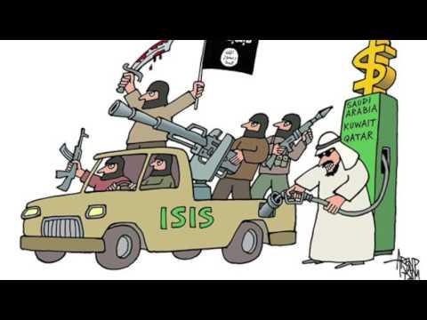 Terrorism Financing - Mapped