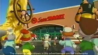 Super Target Stores Commercial 2004