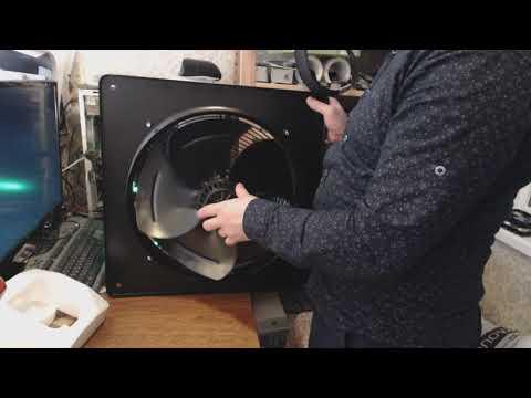 ОНЛАЙН ТРЕЙД.РУ — Вытяжной вентилятор с квадратным фланцем ERA Storm YWF4E 350