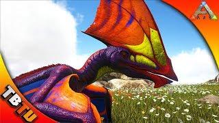 Ark: Survival Evolved Mutation Zoo E4 - TAPEJARA BREEDING AND MUTATIONS! DIREWOLF COLOR MUTATIONS