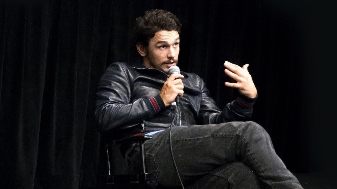 James Franco Q&A | On Growing Up in Palo Alto