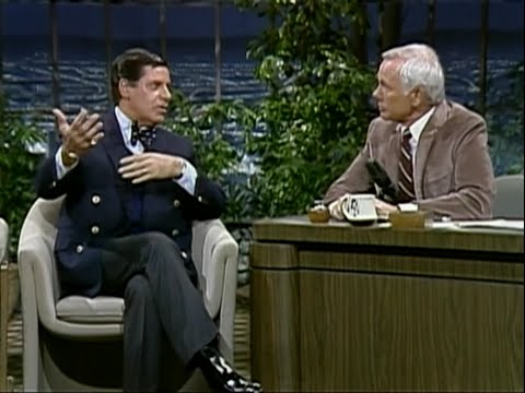 Jerry Lewis Carson Tonight  1984