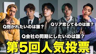 【200万人記念】日本を獲るYouTuberコムドットの人気一位を決めます!!!