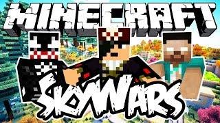 SkyWars - A Batalha Intensa: Minecraft (Novo Mapa)