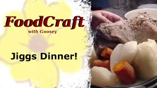 Foodcraft: Jiggs Dinner (aka Corned Beef And Cabbage)