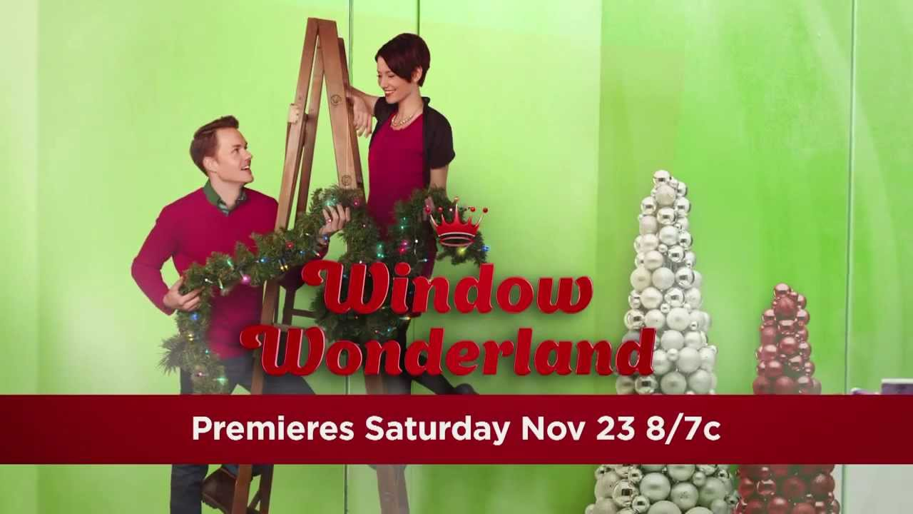 Window wonderland official trailer youtube for Window wonderland