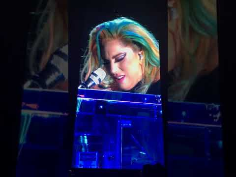 Lady Gaga Dedicates The Edge of Glory to Sonja at Fenway 09/01