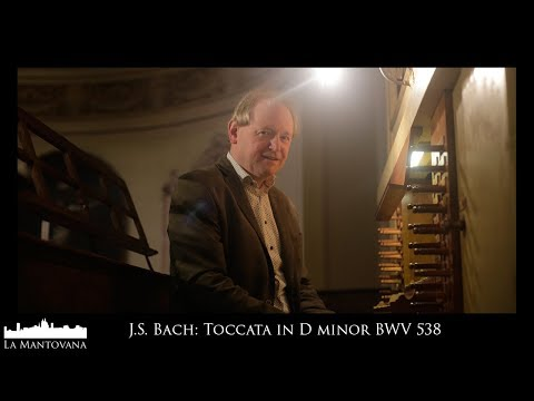 """J.S. Bach: Toccata In D Minor """"Dorian"""" BWV 538 (A. Leistra)"""