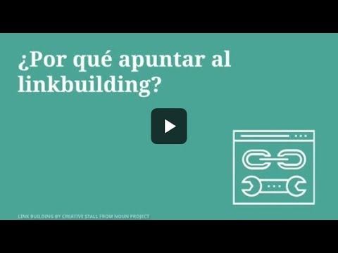 ¿Por qué apuntar al linkbuilding?