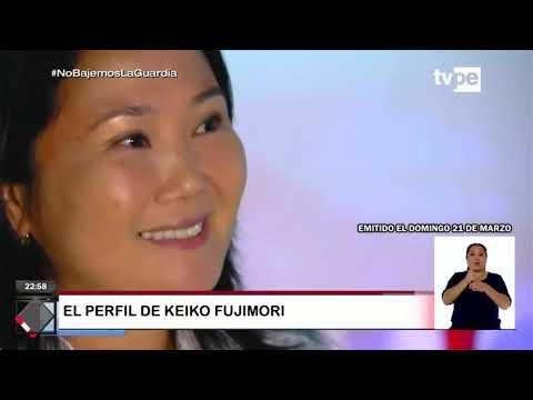 Conoce el perfil de la candidata de Fuerza Popular, Keiko Fujimori
