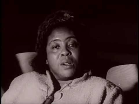 Fannie Lou Hamer Tells Her Story 1963