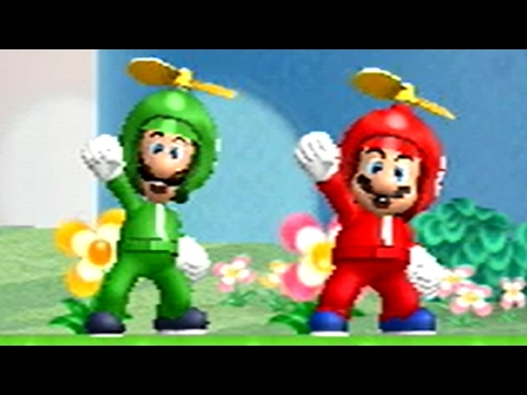 Make New Super Mario Bros Wii - Free-for-All Mode Snapshots