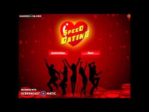 Speed Dating -een online spel-