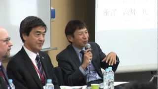 G1経営者会議 消費財・サービス企業のグローバル戦略 国内市場の縮小・...