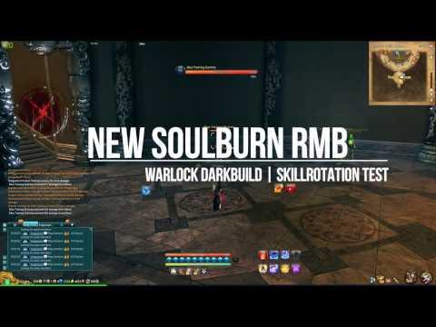 [BnS EU] Warlock | Testing new Soulburn RMB [Darkbuild]