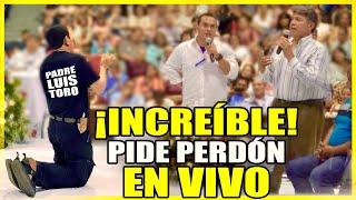 INCREÍBLE - PASTOR PIDE PERDON Y RECONOCE LA IGLESIA VERDADERA EN VIVO.mp3