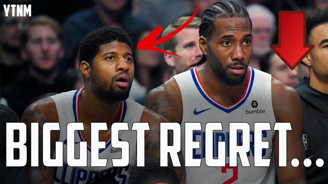 The Clippers Will ALWAYS Regret Trading For Paul George... | Your Take, Not Mine
