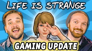 LIFE IS STRANGE LET'S PLAY | React: Gaming Update