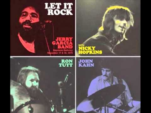 That's What Love Will Make You Do - Jerry Garcia Band - The Keystone, Berkeley - (1975-11-17/18?)