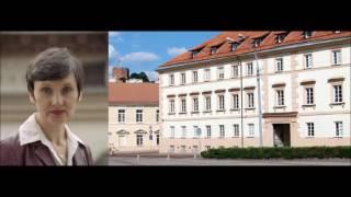 Religijos studijos ir RSTC istorija (su prof. R. Šerpytyte)