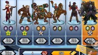 Mutants Genetic Gladiators - Reactor Western