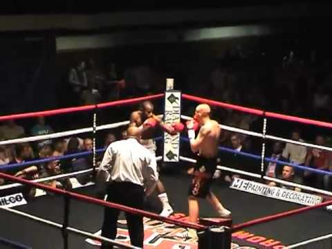 Goodwin Promotions- Mark Alexander vs Ryan Barrett