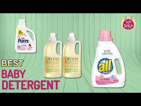 9 Best Baby Detergent in 2018: Mom's Picks List For Your Baby