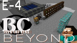 FTB Beyond - 4 - New Server and Quary!