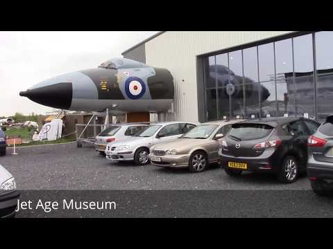 Places to see in ( Gloucester - UK ) Jet Age Museum