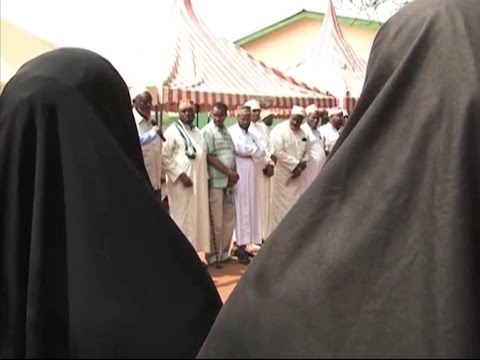Communities in Wajir County selecting candidates for various posts